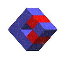 Geometric design elements Photographic Print