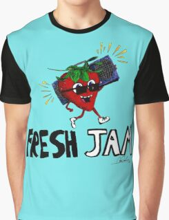 Fresh Jam  Graphic T-Shirt