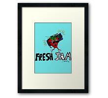 Fresh Jam  Framed Print