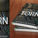 TORN - Pre-made Book Cover  by Adara Rosalie