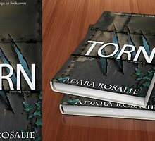 TORN - Pre-made Book Cover  by Adara Rosalie
