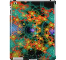 Colorful Static iPad Case/Skin