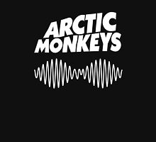 Arctic Monkeys - White Unisex T-Shirt