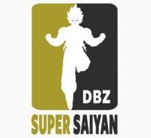 Super Saiyan Kids Tee