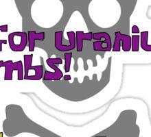 F.U.N Song (Plankton Version) - Spongebob Sticker