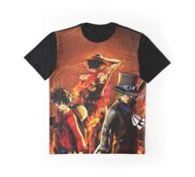 One Piece: Brothers for Life Graphic T-Shirt