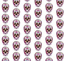 Candy Skull Pinky by simonbreeze