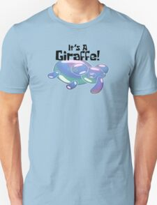 It's A Giraffe! - Spongebob Unisex T-Shirt