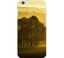 The downs in Autumn iPhone Case/Skin