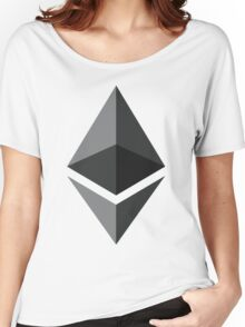 Ethereum Ether Basic Women's Relaxed Fit T-Shirt