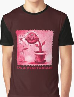 vegetarian plant red Graphic T-Shirt