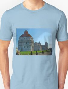 Square Of Miracles, Pisa, Italy Unisex T-Shirt