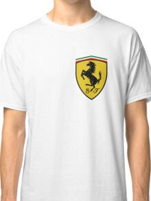 logo ferrari formula 1 2016 Classic T-Shirt