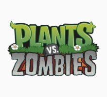 Plants Vs Zombies Kids Tee