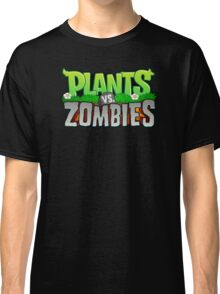Plants Vs Zombies Classic T-Shirt