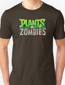 Plants Vs Zombies Unisex T-Shirt