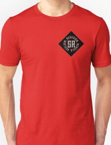 Redesign. Rebuild. Reclaim. (Black) T-Shirt