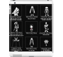 Undertale X Dungeons + Dragons iPad Case/Skin