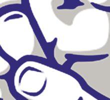 TCU Frogs Sticker