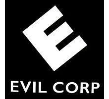 EVIL CORP Photographic Print