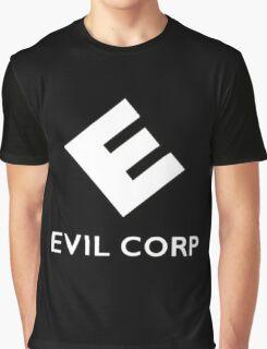 EVIL CORP Graphic T-Shirt