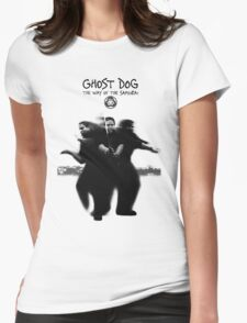 GHOST DOG - THE WAY OF THE SAMURAI Womens Fitted T-Shirt