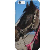 Horse On Beach iPhone Case/Skin