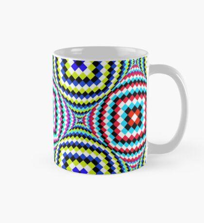 Kaleidoscopic Burst of Joy Mug