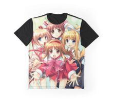 Little Busters Graphic T-Shirt