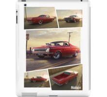 GAZ 24 Volga Muscle Pickup iPad Case/Skin
