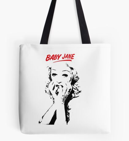 BETTE DAVIS - BABY JANE Tote Bag
