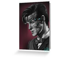 The Doctor or Mr. Clever? Greeting Card