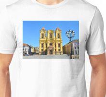timisoara union square dome Unisex T-Shirt