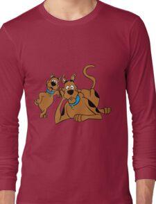 scooby doo Long Sleeve T-Shirt
