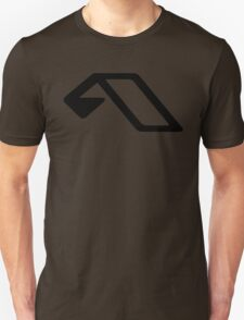 Black Anjunabeats T-Shirt
