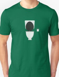 Toilet Unisex T-Shirt