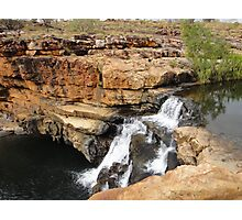 Bell Gorge, Gibb River Road, Western Australia Photographic Print