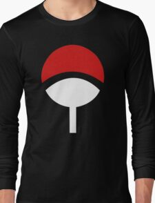 Uchiha Clans Long Sleeve T-Shirt