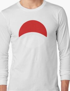 Uchiha Clans Long Sleeve T-Shirt