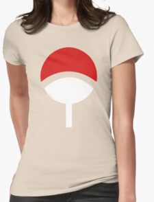 Uchiha Clans Womens Fitted T-Shirt