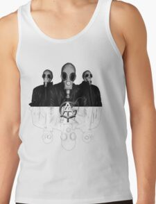 All Good Things GAS MASK Tank Top