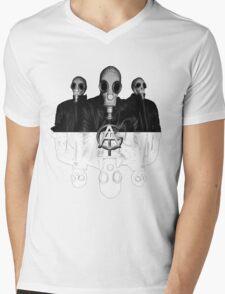 All Good Things GAS MASK Mens V-Neck T-Shirt