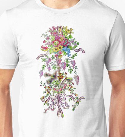 Marie Antoinette's Boudoir Unisex T-Shirt