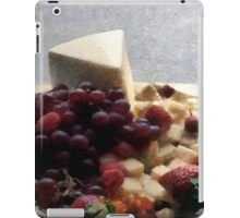 Laden Table iPad Case/Skin