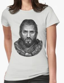 Assassins Creed Ezio Auditore Womens Fitted T-Shirt