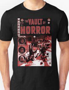 Vintage Golden Age Vault of Horror comic book cover RETRO T-Shirt