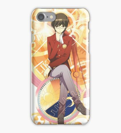 The World God Only Knows iPhone Case/Skin