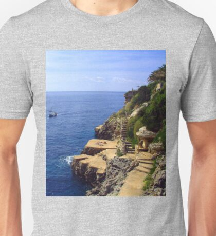 Lazing the day away Unisex T-Shirt