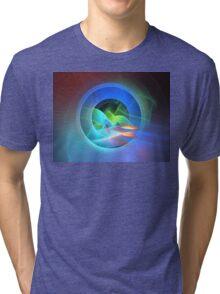 Nature Sphere Tri-blend T-Shirt