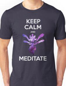 Keep Calm and Medicham! Unisex T-Shirt
